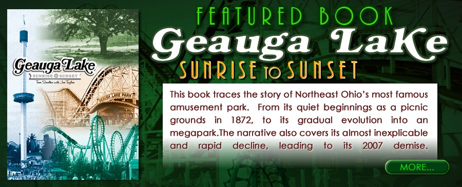 Geauga Lake - Sunrise to Sunset